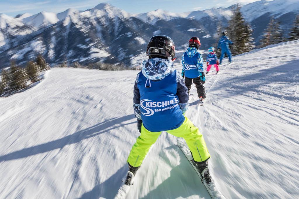 Dolina Gastein jest idealna na zimowy wyjazd całą rodziną
