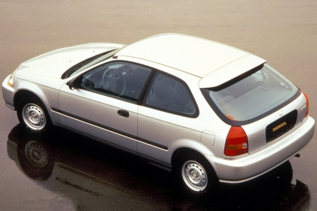 Honda Civic VI 3d (1995-2000)