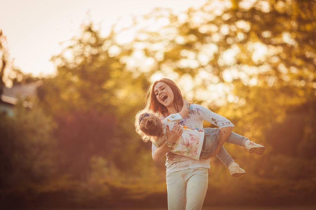 Zabawy z dzieckiem - co robić, gdy nie ma już szans na aktywność na zewnątrz?