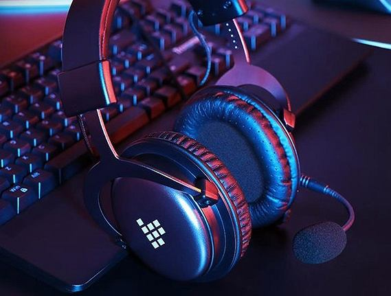 Zestaw słuchawkowy do gier