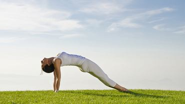 Joga poprawia koordynację ruchową i uczy cierpliwości
