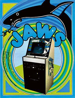 top 10, gry, Top 10 filmowo-growych strzałów, Shark Jaws