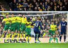 Tottenham stracił punkty z ostatnią drużyną Premier League! Kapitalne uderzenie Eriksena