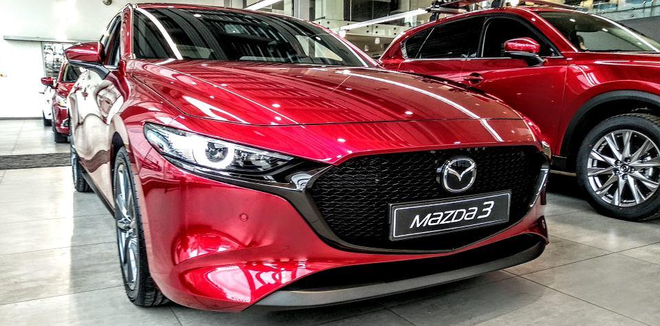 Nowa Mazda 3 w BMG Goworowski