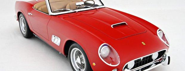 Top 10 | Najdroższe aukcje motoryzacyjne w 2014 roku