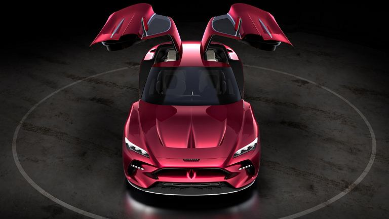 Italdesign DaVinci