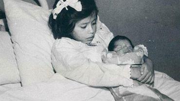 Historia zna więcej przypadków porodów kilkuletnich dziewczynek