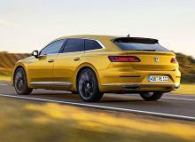 Volkswagen zaprezentuje Arteona Shooting Brake i Tiguana Coupe