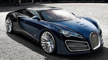 Tak może wyglądać następca Veyrona