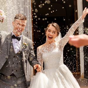 Przesądy ślubne są bardzo ważne dla młodej pary. Zdjęcie ilustracyjne