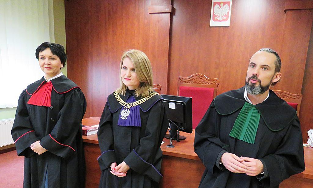 Dzień Edukacji Prawnej 2017. Rozprawa edukacyjna w gorzowskim sądzie