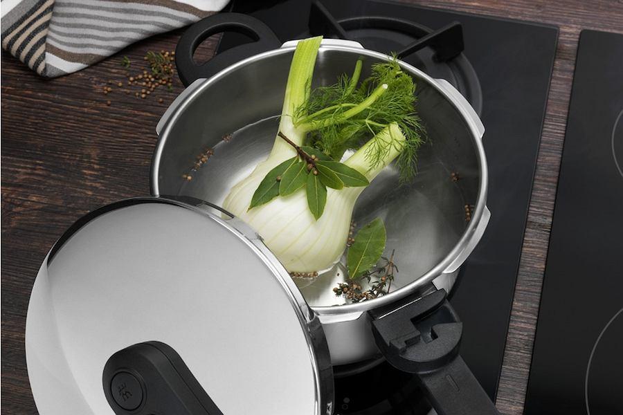 Szybkowar Zwilling EcoQuick to niemiecka precyzja, funkcjonalność i wysoka jakość gotowania