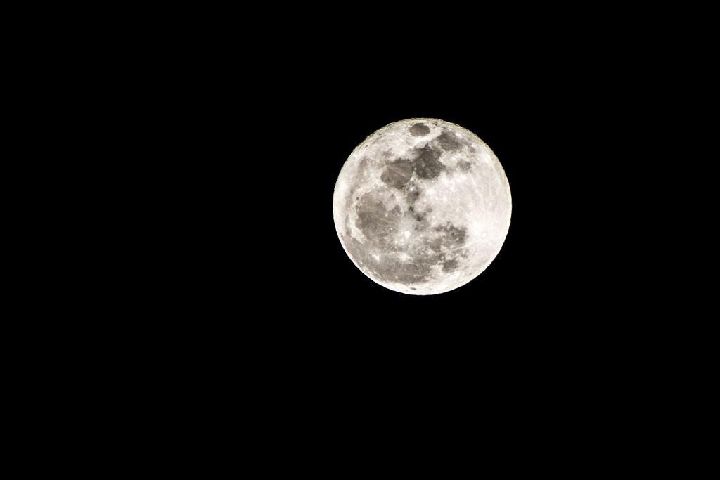 pełnia księżyca (zdjęcie ilustracyjne)