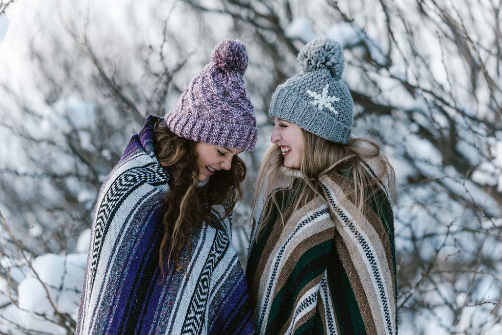 Walentynki z przyjaciółką