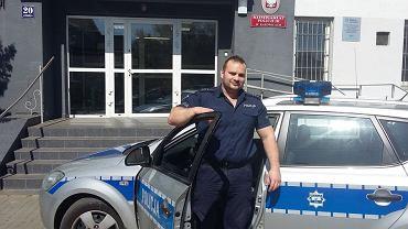 St.asp. Krzysztof Banaś