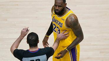 LeBron i inne gwiazdy NBA wściekłe!