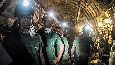 górnicy (zdjęcie ilustracyjne)