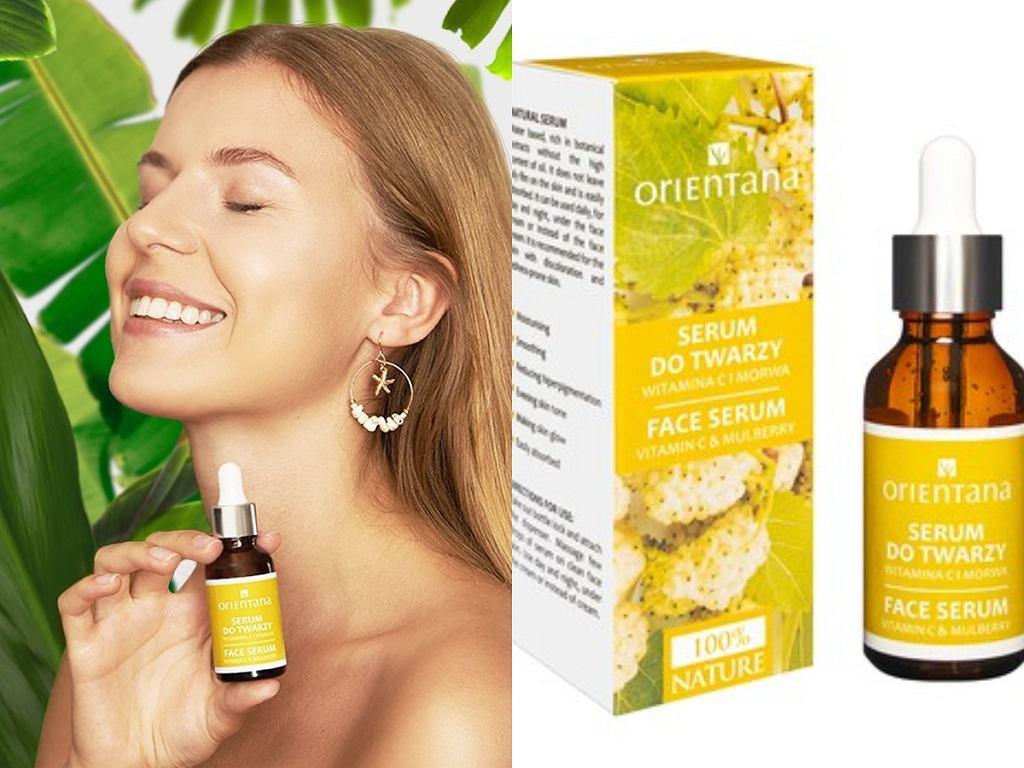 serum z witaminą C Orientana