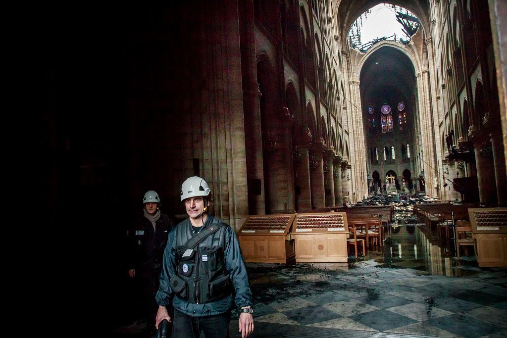 France Notre Dame Fire