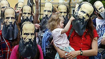 W Rosji rok 2021 obchodzony jest 'po bożemu' - jako rok Fiodora Dostojewskiego - w związku z dwusetną rocznicą urodzin pisarza, która przypada w listopadzie