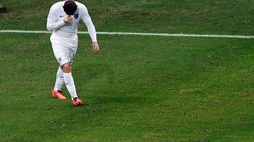 Anglia - Włochy 1:2. Wayne Rooney