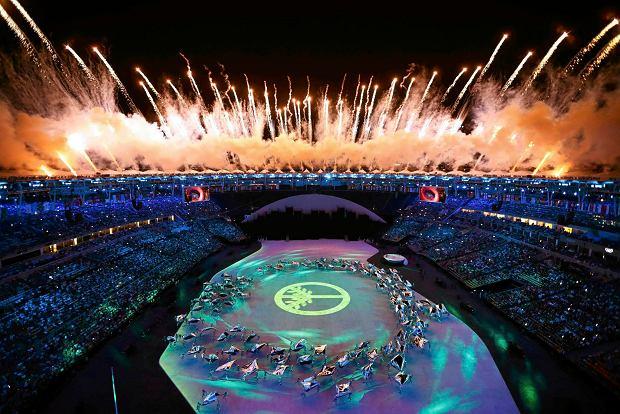Zdjęcie numer 2 w galerii - Niezwykła ceremonia otwarcia Igrzysk. Zobacz zdjęcia z Rio