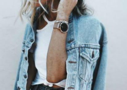 kurtki jeansowe
