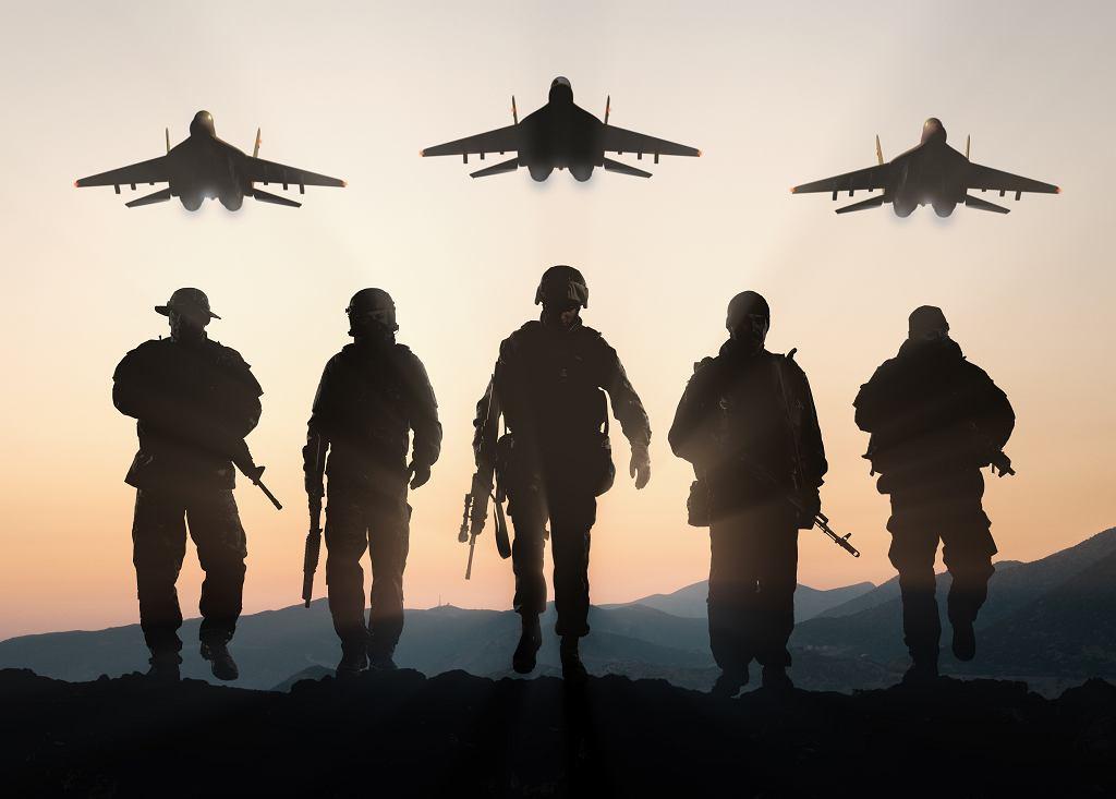 Rosną wydatki na zbrojenia