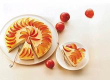 Tort śliwkowy bez pieczenia - ugotuj