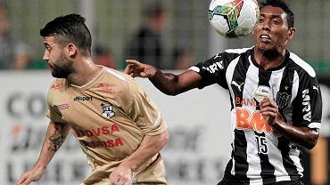 Mecz Copa Libertadores pomiędzy Atletico Mineiro i Zamorą