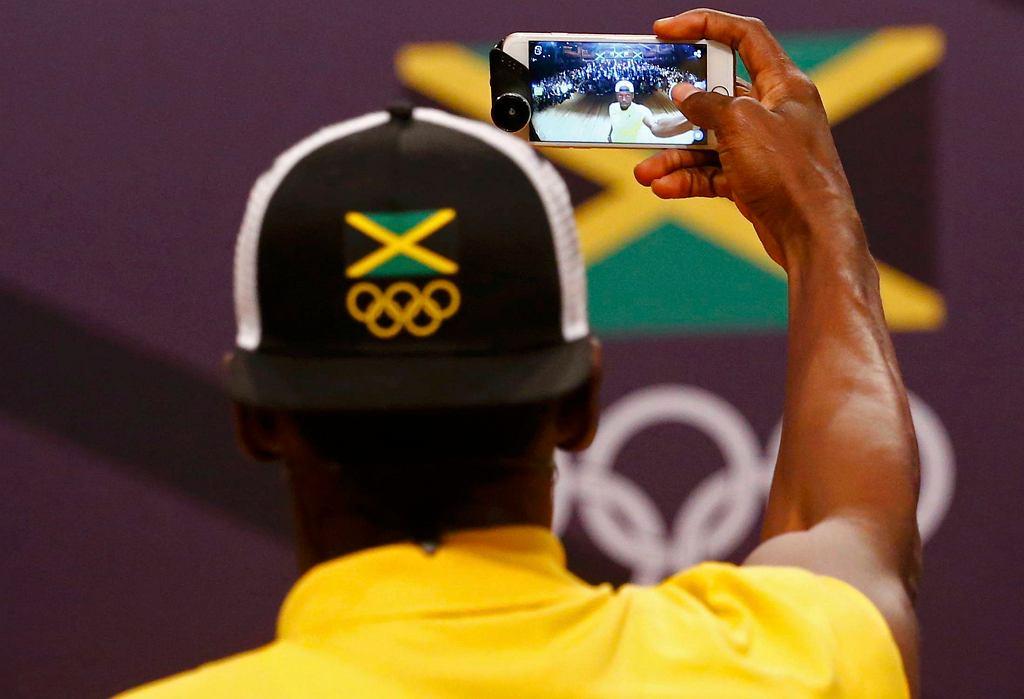 OLYMPICS-RIO-ATHLETICS/BOLT