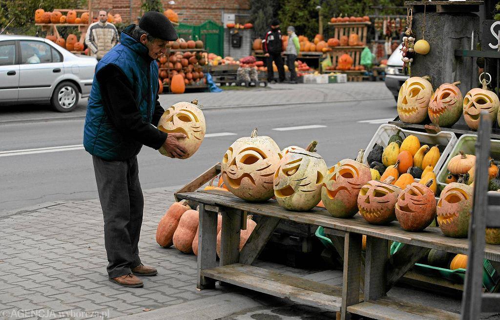 Halloween nie może obyć się bez dyni