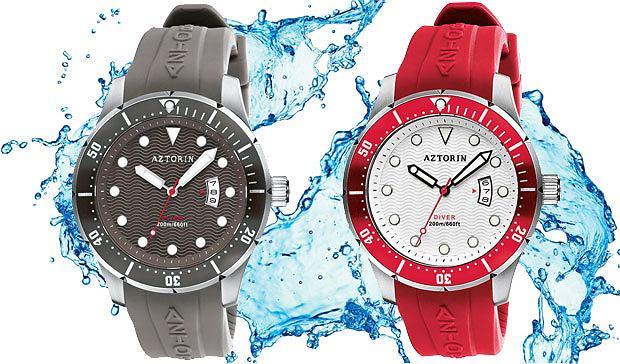 Nowa kolekcja zegarków Aztorin, kolekcje, moda męska, zegarki, Aztorin Sport modele A038.G161 i A038.G158