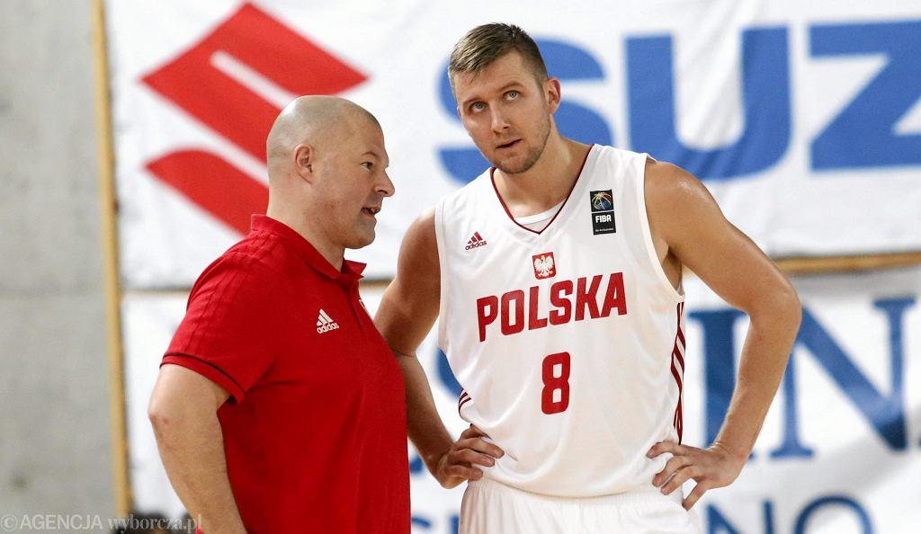 YMecz Polska - Wielka Brytania w ramach koszykarskiego turnieju przed Mistrzostwami Europy