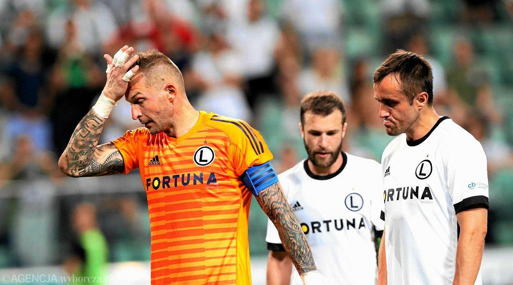 Arkadiusz Malarz i Miroslav Radović