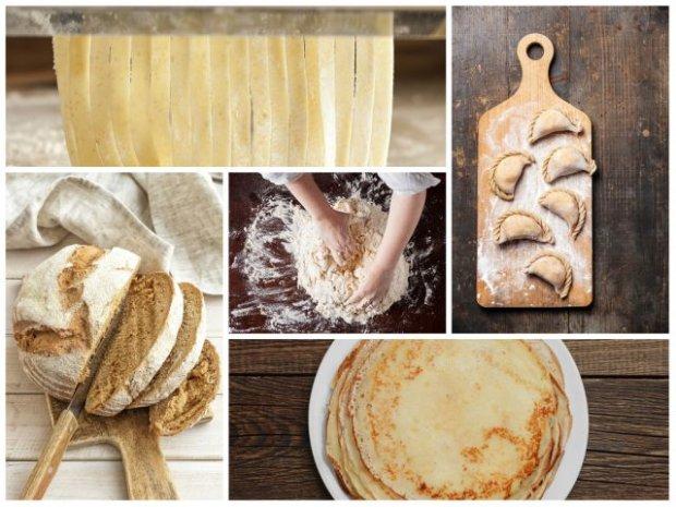 Rodzaje i typy mąki - co oznaczają i do czego ich używać?