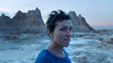 Kadr z filmu Nomadland
