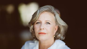 Aktorka Krystyna Janda