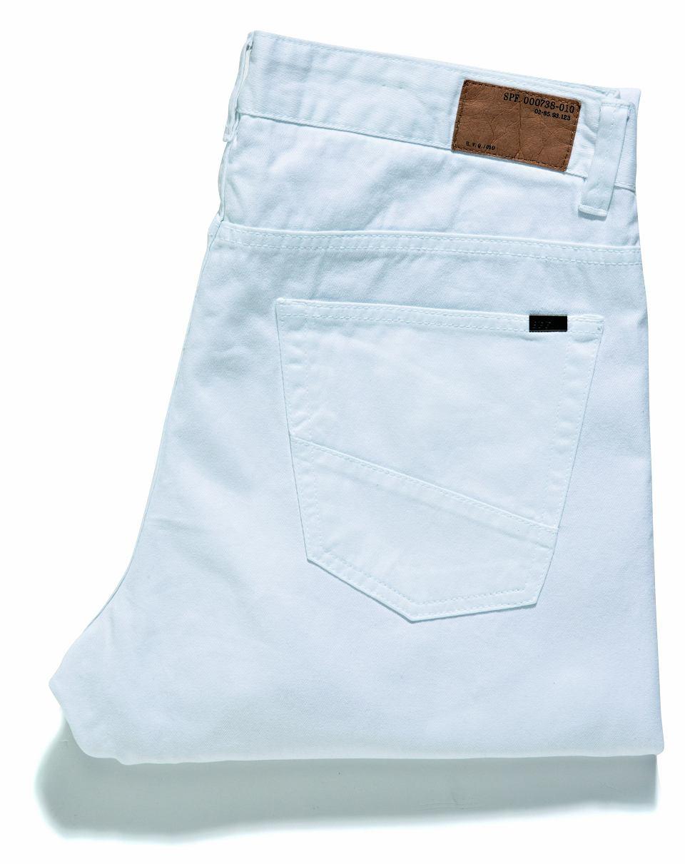 Zdjęcie numer 9 w galerii - Jasne dżinsy: zobacz najmodniejsze wzory