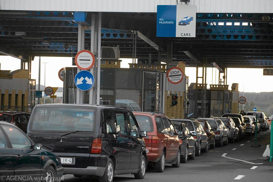 Przejście graniczne w Kuźnicy Białostockiej
