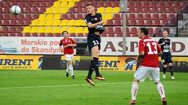 Marcin Robak (Pogoń) przeciwko Wiśle