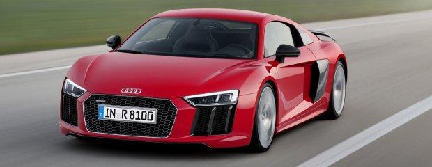 Salon Genewa 2015 | Nowe Audi R8 | Ewolucja, nie rewolucja