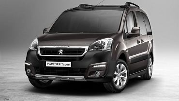Peugeot Partner Tepee Outdoor