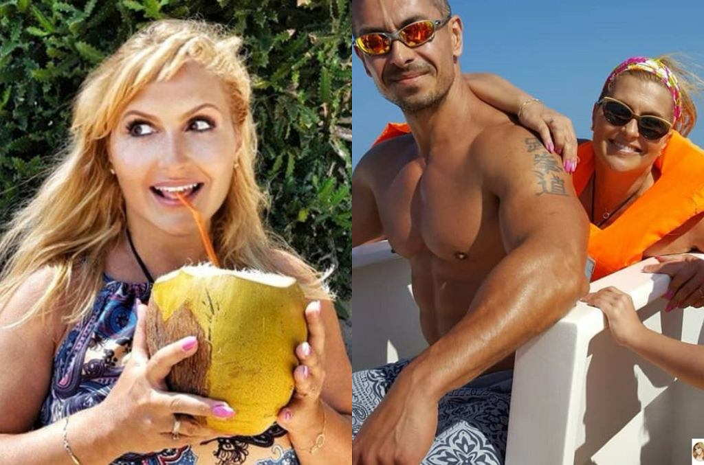 Katarzyna Skrzynecka wybrała się z rodziną na rajskie wakacje. Duży przeskok po polskim morzu