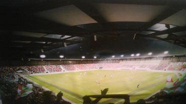 Nowy stadion Zagłębia Sosnowiec
