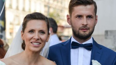 Ślub Anny Kerth i Michała Gosiewskiego