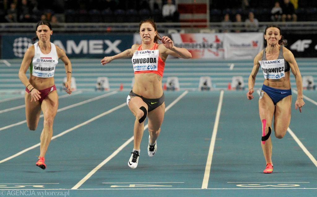 Ewa Swoboda bije rekord świata juniorek na 2. Halowym Mityngu Lekkoatletycznym Copernicus Cup