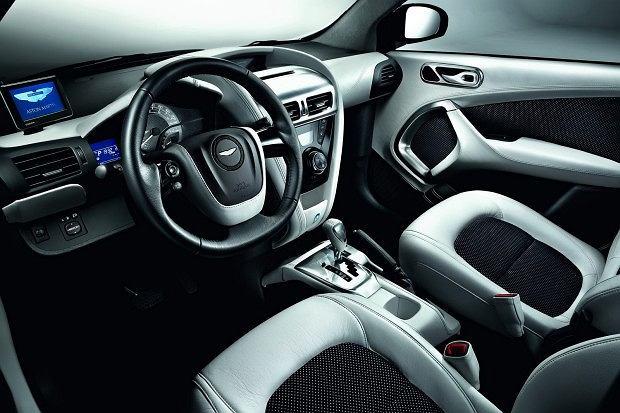 Aston Martin Cygnet (fot. Aston Martin)