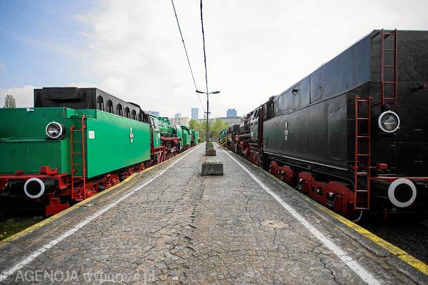 Muzeum Kolejnictwa w dawnym Dworcu Głównym