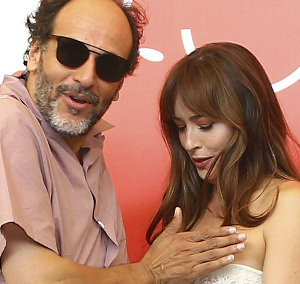 Luca Guadagnino, Dakota Johnson